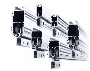 aluminium-leichtlaufschienensystem
